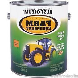 RUST-OLEUM 7449402 Gallon Caterpillar Yellow Bright Enamel P
