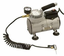 Champion Sports Ultra-Quiet Air Compressor Inflator