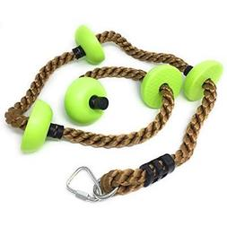 ChooseDaily Playground Fitness Equipment 6.5 Foot Ninja Clim