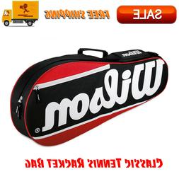 Wilson Classic Tennis Racket Bag, Outdoors & Sports Equipmen