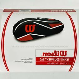 Wilson Classic Tennis Racket Equipment Bag Adjustable Padded