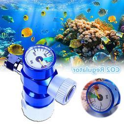CO2 Omnibus Regulator Aquarium Fish Tank Cartridge Equipment