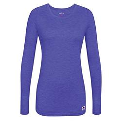 Sivvan Women's Comfort Long Sleeve T-Shirt / Underscrub Te