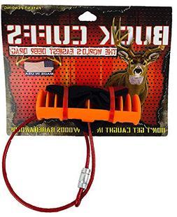 Buck wild Cuffs, Deer Drag, Deer Handle, Drag Strap, Easy, F