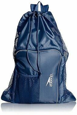 Speedo Deluxe Ventilator Mesh Equipment Bag Insignia Blue