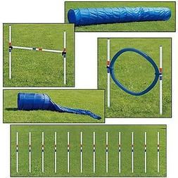 Dog Agility Equipment Training