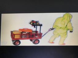 Down Range Hazmat Equipment Cart for Emergency Response  / C