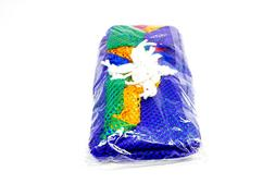 Champion Sports Durable Mesh Drawstring Equipment Bag, Multi