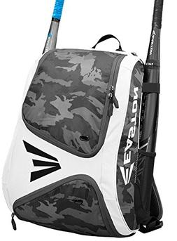 Easton E110BP White / Camo Bat Pack Backpack Equipment Bag B