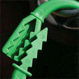 Equi-ping - Green. Equine Horse Safety Release Tether Tie By
