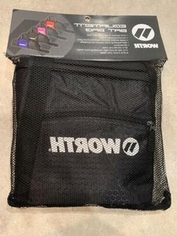 Worth Equipment Bat Bag Sports Black NWT Baseball Softball H