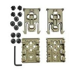 Safariland Equipment Locking Sets  ELS-KIT1-55