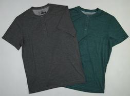Black Diamond Equipment men's ~ 2 lot ~ henley shirts sz med