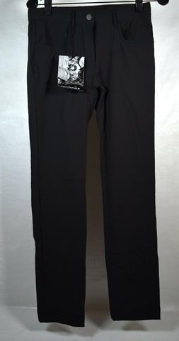 Black Diamond Equipment Mens Slim Fit Black Pants 28 NWT