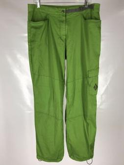 Black Diamond Equipment Pants Men's Size 34x30 Green Pockets