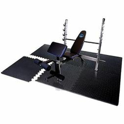 Exercise Floor Mat Fitness Puzzle Rug Gym Pad Workout Equipm