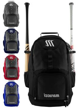 Marucci F5 Baseball/Softball Bat Equipment Backpack Bag MBF5