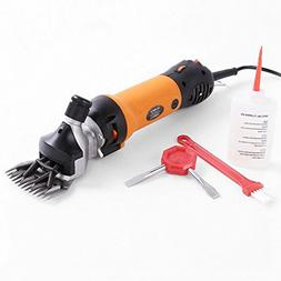 HomeYoo Farm Supplies Electric Sheep Shears Goat Clippers An