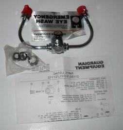 Guardian Equipment Faucet Mounted Eye Wash Station Unit G110