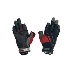 Harken Sport Men's Full Finger Reflex Gloves, Black, XX-larg