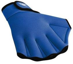 Speedo Fitness Glove Royal Blue Large