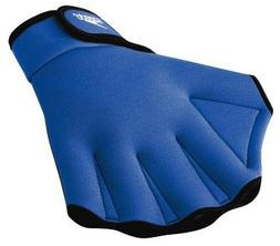 Speedo Fitness Glove Royal Blue Small