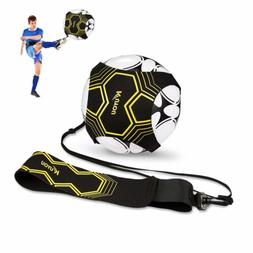 KUYOU Football Kick Trainer Skills Solo Soccer Training Aid