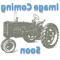 Ford Empire Blue Fordson Dexta,Major, Quart Enamel Tractor a