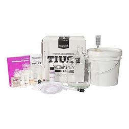 Fruit Wine Homebrewing Kit Brewmaster Winemaking Equipment 2