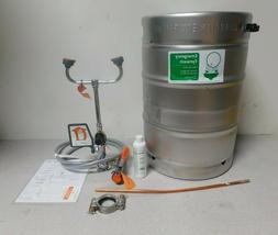 GUARDIAN EQUIPMENT G1562 Eye Wash Station 15.0 gal. Eye Wash