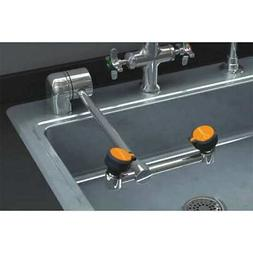 GUARDIAN EQUIPMENT G1849LH-L Deck-Mounted Eyewash Station