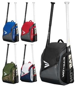 Easton Game Ready Youth Baseball/Softball Backpack Bat Equip