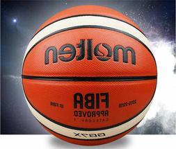 Molten GG7X 7 PU Men's Basketball In/Outdoor Basketball Fun