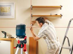 Bosch GLL2-10 30 ft. Self-Leveling Cross-Line Laser