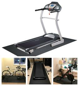 BalanceFrom GoFit High Density Treadmill Exercise Bike Equip