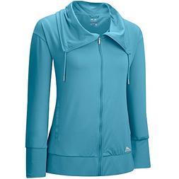 adidas Golf Women's Advance Rangewear Full Zip Jacket, Lake