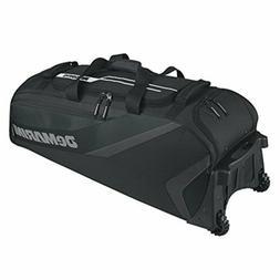 DeMarini Grind Wheeled Bag, Black