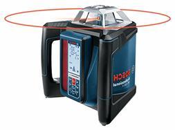 Bosch Self-Leveling Rotary Laser Kit GRL 500 HCK