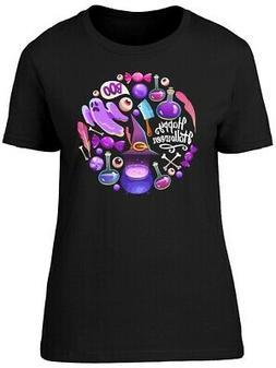 Happy Halloween Purple Equipment Women's Tee -Image by Shutt