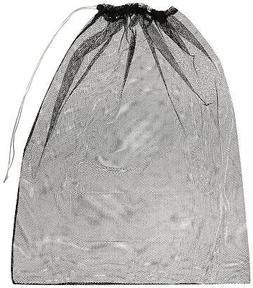 BSN Heavy Duty Mesh Equipment Bag, Black