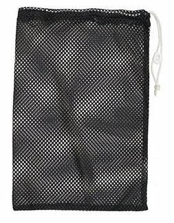 Champion Sports Heavy-Duty, Mesh, Nylon Equipment Bag with d