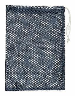 "Champion Sports 12x18"" Heavy Duty Nylon Mesh Equipment Bag w"