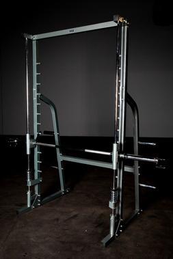 Fray Fitness Home Gym Model Smith Machine Strength Equipment