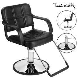 Hydraulic Barber Chair Styling Salon Work Station Beauty Sal