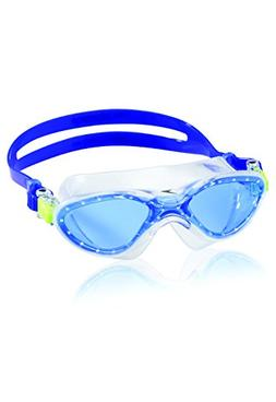 Speedo Kids Hydrospex Classic Swim Mask, Blue Ice, Ages 3-6