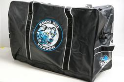 Ice Dogs Ice Hockey Durable Equipment Storage Bag
