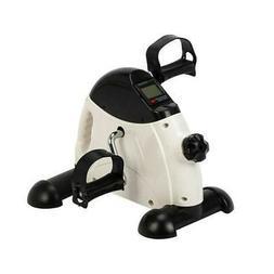 Indoor Exercise Bike MiniArm Leg Cycle Trainer Cardio Equipm