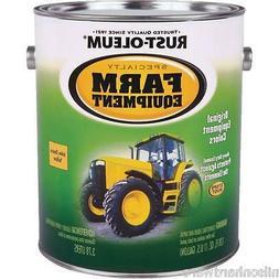 RUST-OLEUM 7443402 Gallon John Deere Yellow Bright Enamel Pa