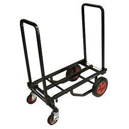 Ultimate Support JS-KC90 Adjustable DJ Equipment Karma Cart