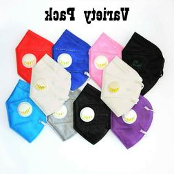 KN95 Face Mask Cover Personal Protective Equipment PPE - USA